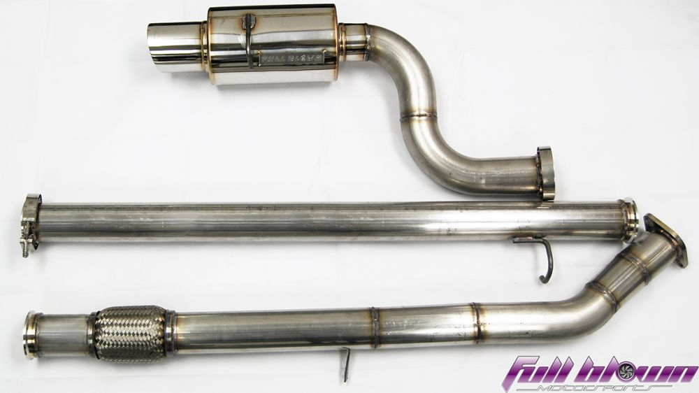 Tomei Expreme Ti Y-Pipe Nissan 350Z | 370Z - Boosted Warehouse