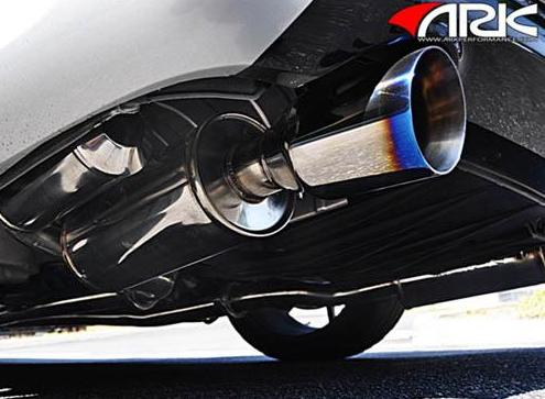 ARK Stainless GRIP Catback Exhaust Infiniti G35 | G37 Sedan